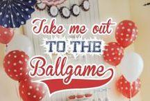 Baseball Themed Party Ideas