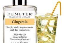 perfumes I want