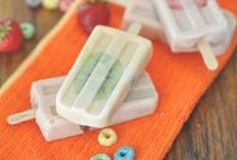 popsicles / Popsicles and Popsicle recipes.