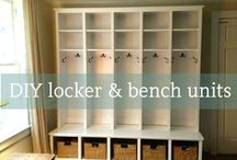 Ikea hacks and furniture ideas / by Renee Andrews