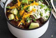 chili / Chili photos and recipes.