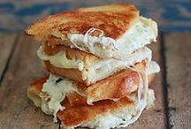 grilled cheese / Grilled Sandwiches including cheese.