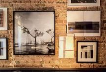 Gallery Wall / by Debbie Zimmer