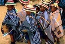Textiles | Basotho Blankets / by Heritage1960