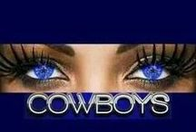 Dallas Cowboys / by Theresa Ronquillo