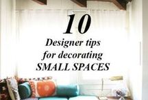 ! D~ First Apartment / Apartment and Dorm Decorating Ideas, Organization, Small Spaces, Storage, DIY ideas and tips, Cheap and inexpensive ways to make your new place a home. And a place for all those shoes my daughter has:-)
