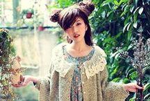 Fashion: Mori girl
