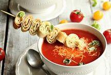 Food - Suppen / Leckere Suppen-Rezepte