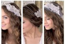 Bridal Hair / Bride Hair Tutorial. Bridal hair is very important. You must make your choice in the right way.