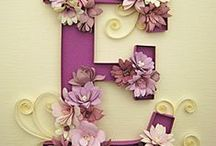 Crafts and DIY projects and ideas / by Leeann Shoaff Vigil