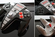 Video Game Awesome / Follow this pin to get the updates on the coolest within video games and tech on Pinterest