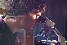 I Am Sherlocked / by Rochelle Orozco