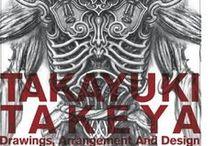 insp / Art and sculptures by Takayuki Takeya