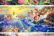Disney Princesses / Dream to love.