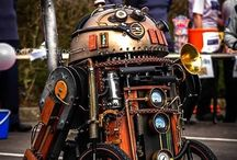Steampunk life / Heart of steel