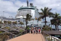 My 2015 Travels / My Cruise on Royal Caribbean's Explorer of the Seas & Canada Trip