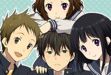 "[Hyouka] / ""I'm not lazy,I'm just preserving my energy."""