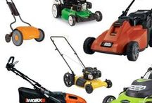 Best • Gardening / The Best Lawn Mowers based on accumulated data