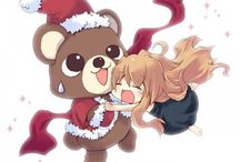 Toradora! / Be with someone who can make you laugh, when you don't even feel like smiling