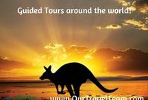 Collette Guided Tours / Shop Collette Guided Tours at http://www.417travel.com  The finest Guided Tours Around The World!  This is the Bucket List board!