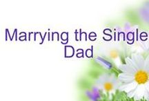 Marrying the Single Dad / upcycle art that the heroine might do