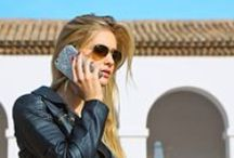 iPhone 6 Slim cases / Glam and chic leather cases for your smartphone