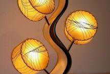 LAMPS VINTAGE/MID CENTURY