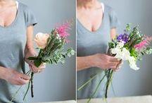 Kytice - tipy a návody / Svoji vysněnou kytici si můžete vytvořit sama