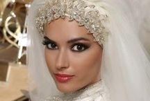 Makeup / Inspirace pro svatebńi makeup