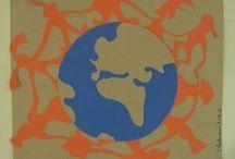 En classe : le monde
