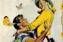 Vintage Ads / by Brooke Orchard