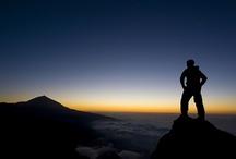 Canarias en la oscuridad / Fotografiá nocturna de larga exposición