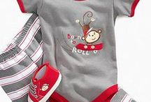 Baby & Toddler outfits.