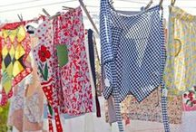~Adorable Aprons~ / by Andrea Bannister