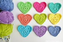 Crochet stuff / I love crochet and variety  / by Toni Severns