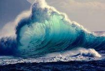 Oceans / Color. Grace. Flow. Creation. Wonder. Bubble. Swash.