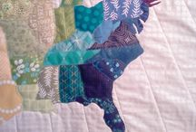 quilting / quilting combines all of our sewy addictions: fabric, gadgets, and sewing straight lines!