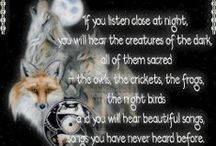 Native American Poems of the heart.