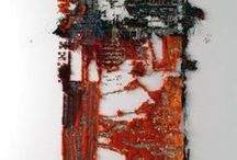 Eroded fabrics / Reveal, distort, manipulate....