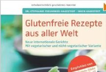Glutenfreie Kochbücher