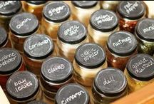 ~My Spice Rack~ / by Andrea Bannister