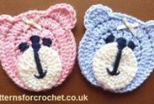 Crochet..... Knitted toys....