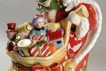 Vianočny porcelan 2