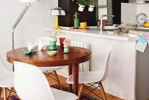 Kitchen and dining room / Inspiration for kitchen and dining room decor