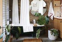 Bathroom decor / Decor ideas for bathrooms.