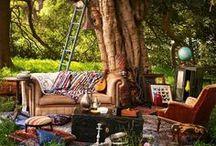 Garden and outdoors decor / Ideas for garden and outside