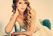 Taylor Swift / by amanda rezac