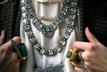 Gorgeous & Fashionable Necklace / Nothing makes a Woman more Beautiful than the belief that she is Beautiful ..