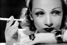 Style Icon: Marlene Dietrich / I dress for the image. Not for myself, not for the public, not for fashion, not for men.