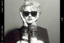 Style Icon:Madonna, 80´s and 90´s / Gonna dress you up in my love